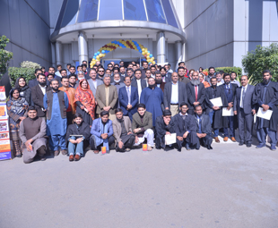 Iba national entrepreneurship program nep graduation ceremony of iba nep at gift university gujranwala negle Image collections